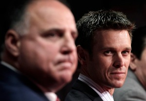 Jerry Dipoto, Mike Scioscia