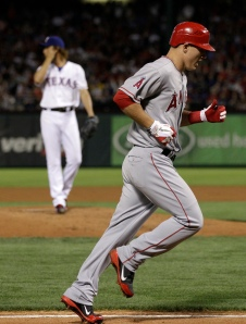 Mike Trout, Yu Darvish
