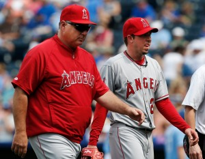 Sean Burnett, Mike Scioscia
