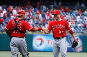 Joe Smith, Hank Conger
